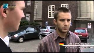 В Германии за отказ от уроков секспросвета грозит тюрьма(Многодетный отец Ойген М. попал в тюрьму за то, что его дочь пропустила 2 урока сексуального просвещения...., 2013-08-17T09:53:51.000Z)