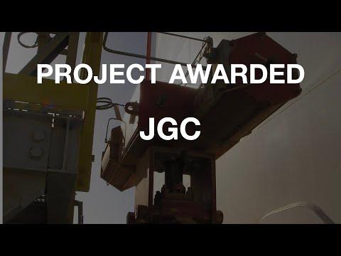 Iraq Basrah refinery upgrading project (JGC)