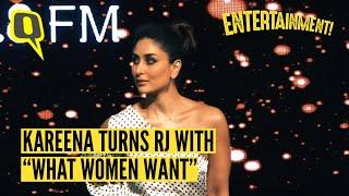 "Kareena Turns RJ with ""What Women Want"" on Ishq 104.8 FM"