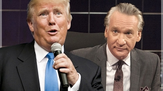 Bill Maher Rips Trump For Sounding Like Noam Chomsky?