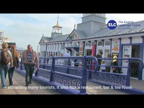 A Tour of Eastbourne with The English Language Centre Eastbourne