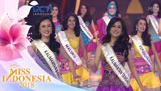 Tarian Opening Miss Indonesia 2018 | Miss Indonesia 2018