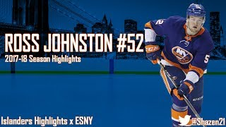 Ross Johnston's 2017-18 Season Highlights Comment what player you w...