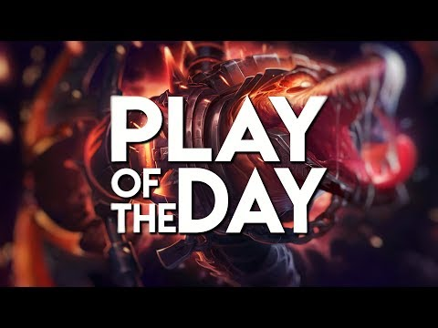 """Play of the Day #04 """"Renekton""""   League of Legends thumbnail"""