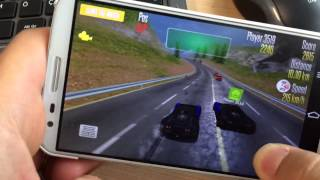 Multiplayer Race with Bugatti Veyron on Highway Racer Game