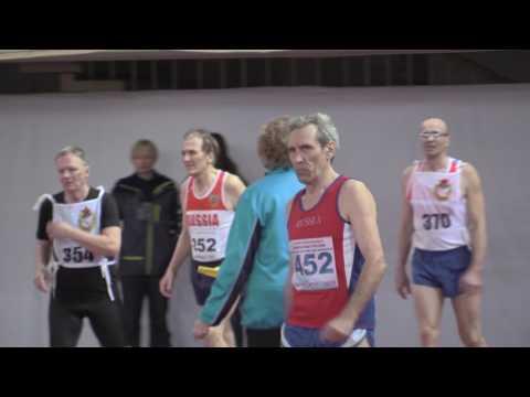 Бег 60 м. Мужчины - Чемпионат России по лёгкой атлетике среди ветеранов (атлетов старше 35 лет)