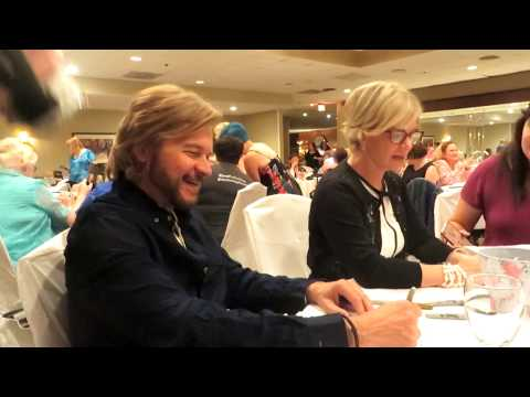 Stephen Nichols and Mary Beth Evans recap; Reach for the Stars  Events