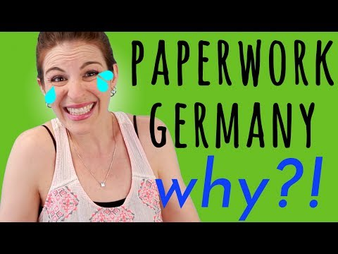 3 Times German Bureaucracy MADE ME CRY