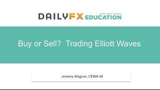 Forex Education : Trading Elliott Wave Triangle Patterns