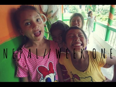 Nepal: Week one | OV