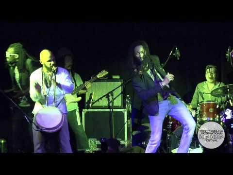 Brown Rice Family: Trinity College International Hip Hop Festival (2013)