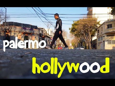#BUENOS AIRES CAMINANDO #Palermo Hollywood EL BARRIO MAS GRANDE DE LA CIUDAD agosto #2020 #ARGENTINA
