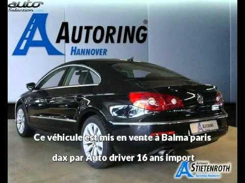 Volkswagen passat cc occasion à Balma paris dax