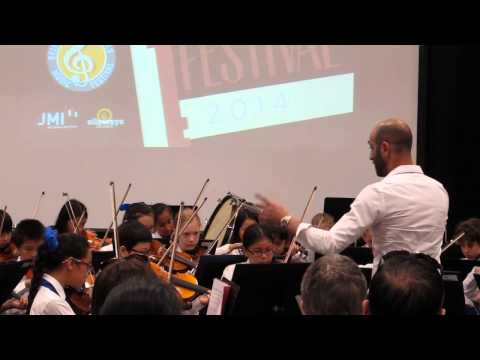 18th Annual Brisbane School Music Festival - Ironside Senior Strings - Salsa Verde by Thom Sharp
