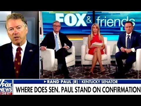 Rand Paul And Brian Kilmeade On-Air Debate Gets HEATED