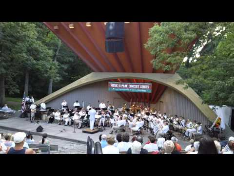 Rockford Concert Band (July 1, 2014) Music in the Park