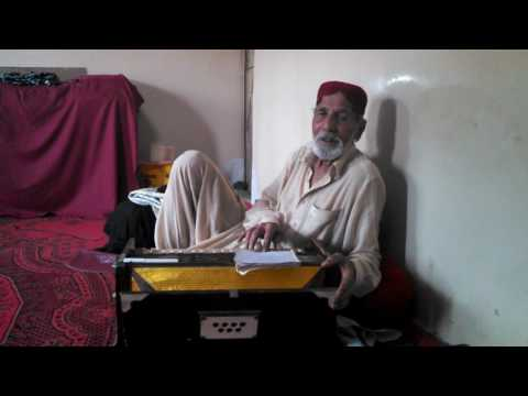 Hazoor Buxh Mastana Singing Inqilabi Urdu Song New Video-Brahvi-Balochi