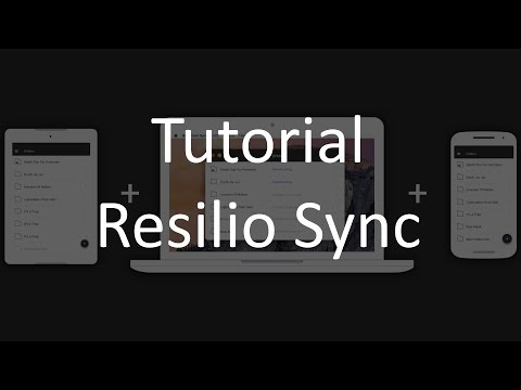 (Tutorial) Resilio Sync (BitTorrent Sync) - Free Dropbox Alternative