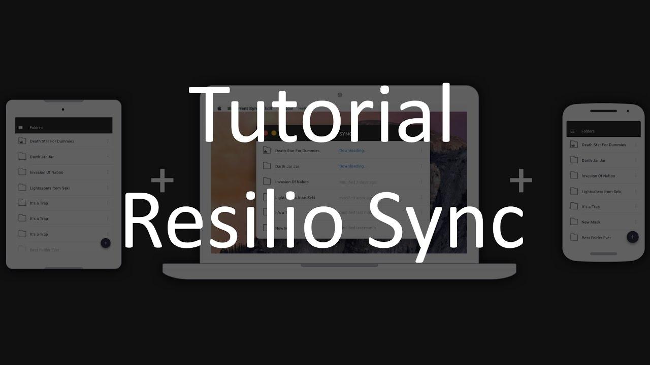 Resilio Sync Synology