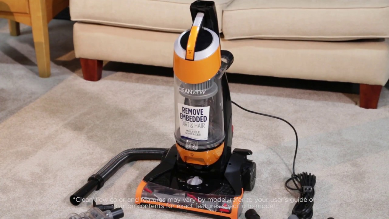 How To Assemble The Cleanview Bagless Vacuum Cleaner
