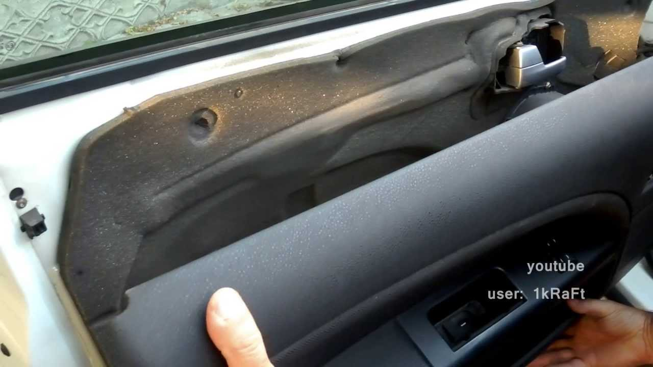Ford Mondeo Door Panel Remover Youtube