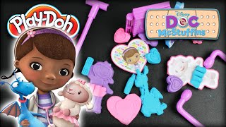 ♥ Play-doh Doc Mcstuffins Doctor Kit Playset (disney Junior Playdough For Kids)