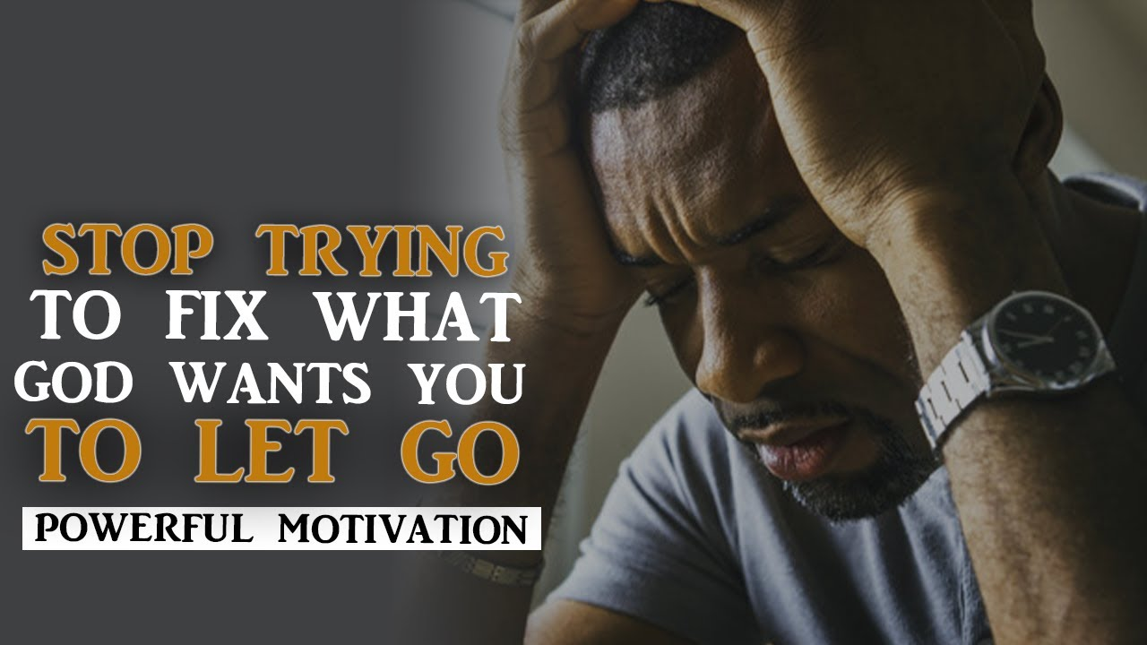 EVERY DAY IS A FRESH START NOTHING GOD CAN'T FIX - Inspirational & Motivational video