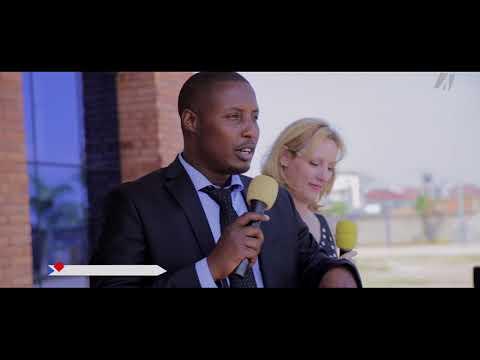 Cérémonies de remise de diplômes à la Burundi American International Academy-BAIA