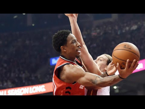 Are the Raptors being disrespected by American TV networks?