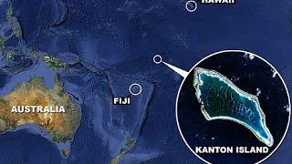 Тайна дома № 28.Тихий океан.Кирибати