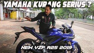 Full Review NEW YAMAHA YZF-R25 2019 | PANTAS DIBELI ??