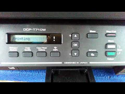 cara-check-nozzle,printer,brother-dcp-t710w