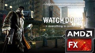 WATCH_DOG on ASUS X550ZE (AMD Radeon R7 M270DX)