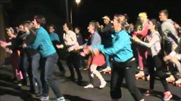 Flashmob Gemeinde Buttisholz Samstagabend