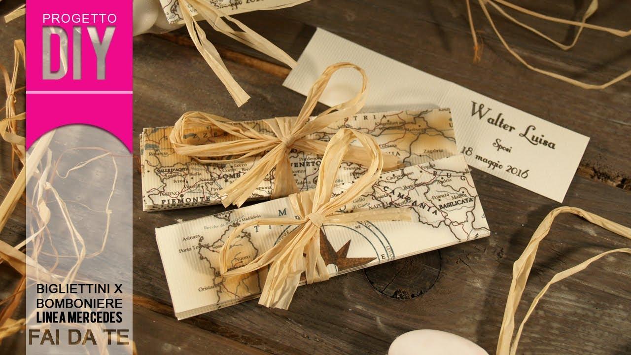Matrimonio fai da te tutorial bigliettini per bomboniere for Creare oggetti utili fai da te