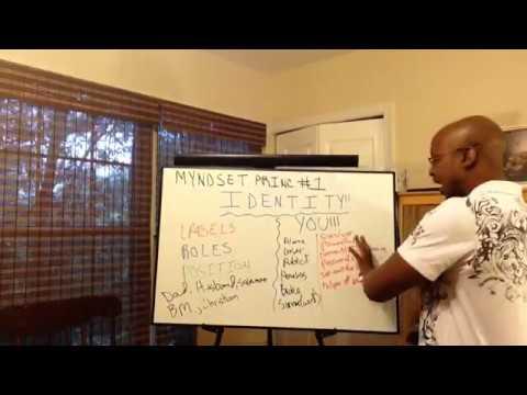 Coach G's RADICAL MAN Show! Ep  22 MYNDSET Principle #1   IDENTITY