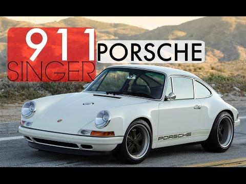 911 Porsche | Singer vehicle design | Nebraska