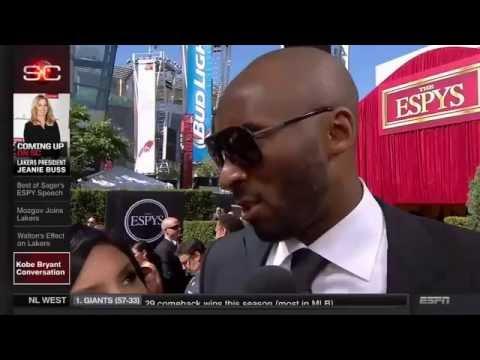 Kobe Bryant on Kevin Durant