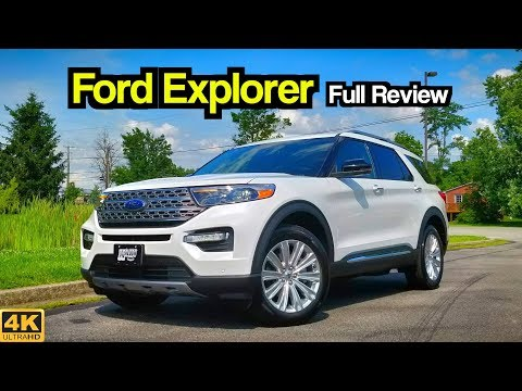 2020 Ford Explorer: FULL REVIEW + DRIVE | Should Highlander be Worried??