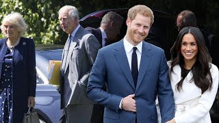 Prince Charles to Walk Meghan Markle Down the Aisle at Royal Wedding