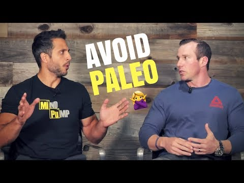"The ""PALEO"" Diet Is TERRIBLE For CrossFit (AVOID!!) 