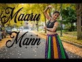 Maru Mann| Dance | Gujarati song| Aishwarya Majmudar|Avinash Vyas Whatsapp Status Video Download Free