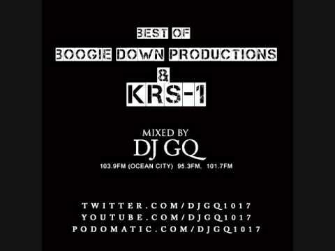 DJ GQ BDP / KRS-1 / Scott Larock mix (103.9FM OC)