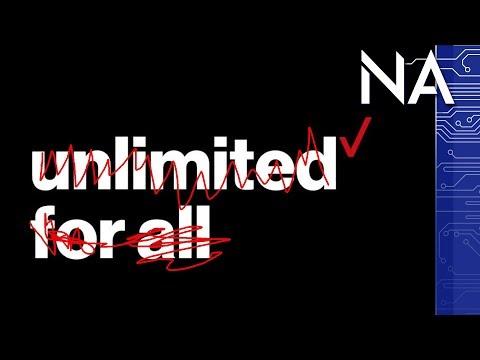 Verizon Abandoning 8500 'Unlimited' Customers