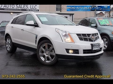 2010 Cadillac Srx 4 Awd All Wheel Drive Youtube