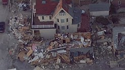 Superstorm Sandy: Breezy Point Residents Visit Destroyed Homes