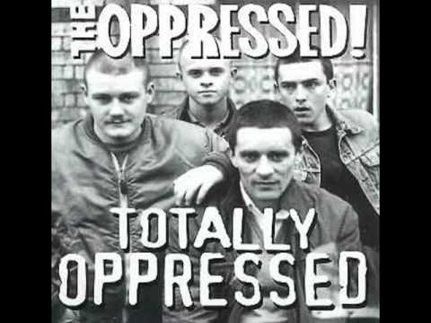 The Oppressed - No Justice