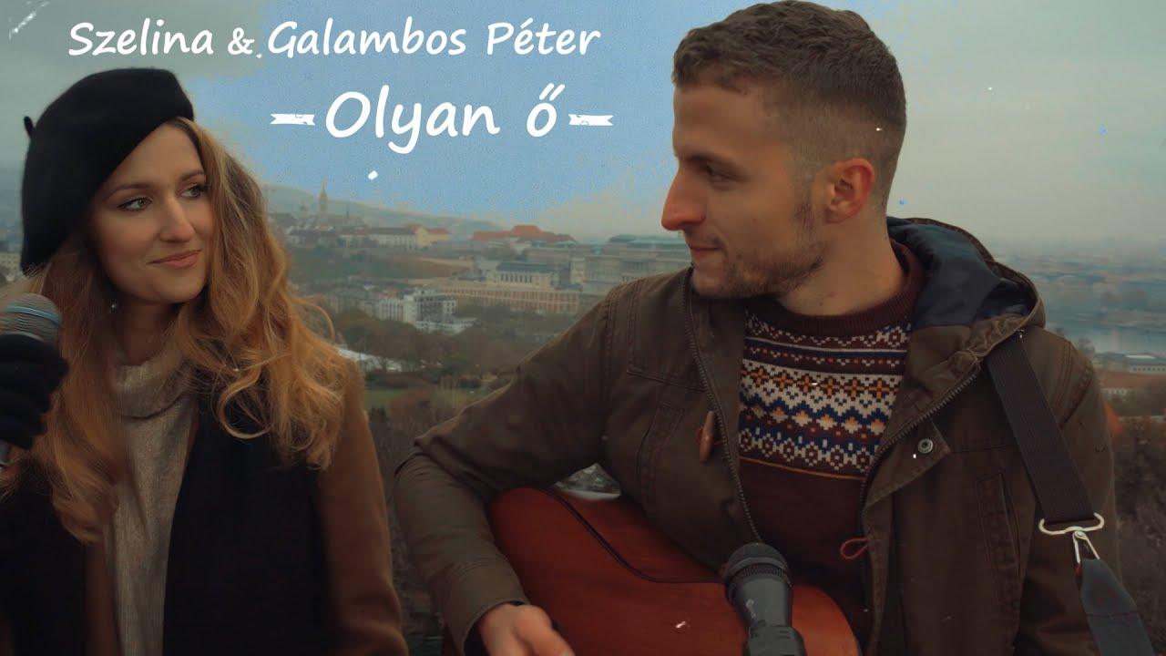 Download Bagossy Brothers Company - Olyan Ő | Szelina & Galambos Péter cover
