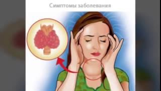 видео щитовидная железа