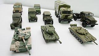 Учим модели машин - Play Car toy videos for kids